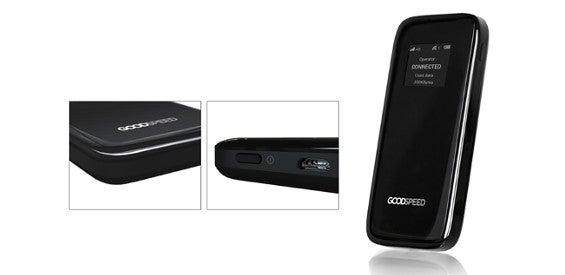 Neuer Goodspeed-LTE-Hotspot von ZTE