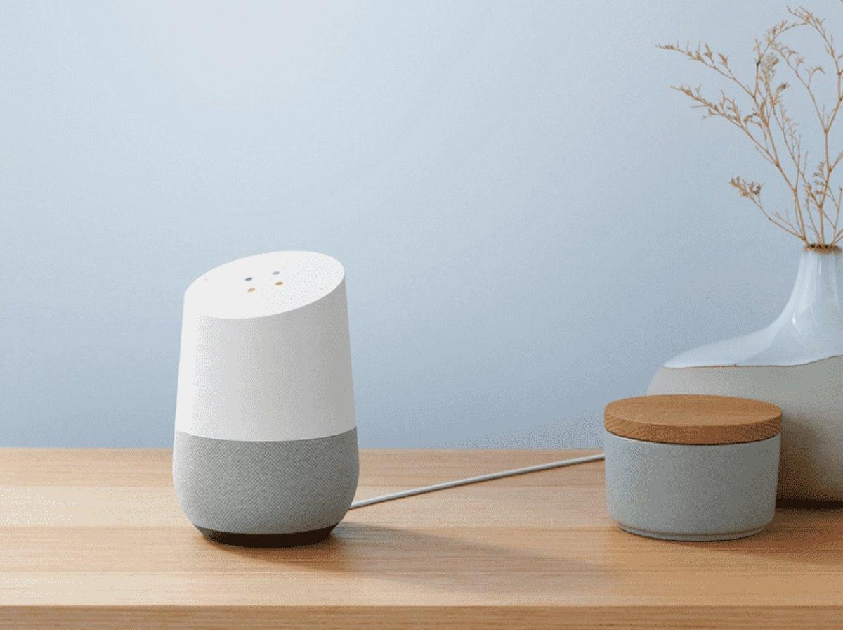 Smart Speaker von Google