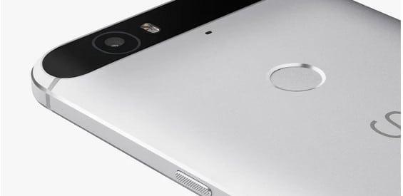 Das von Huawei gefertigte Nexus 6P