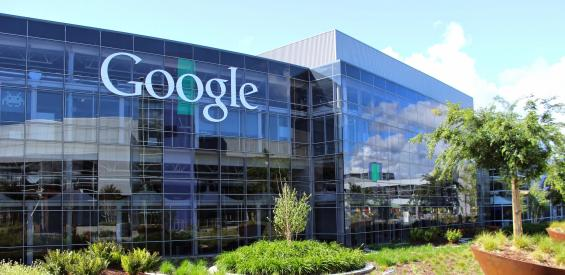 Google Konzernzentrale in Mountain View