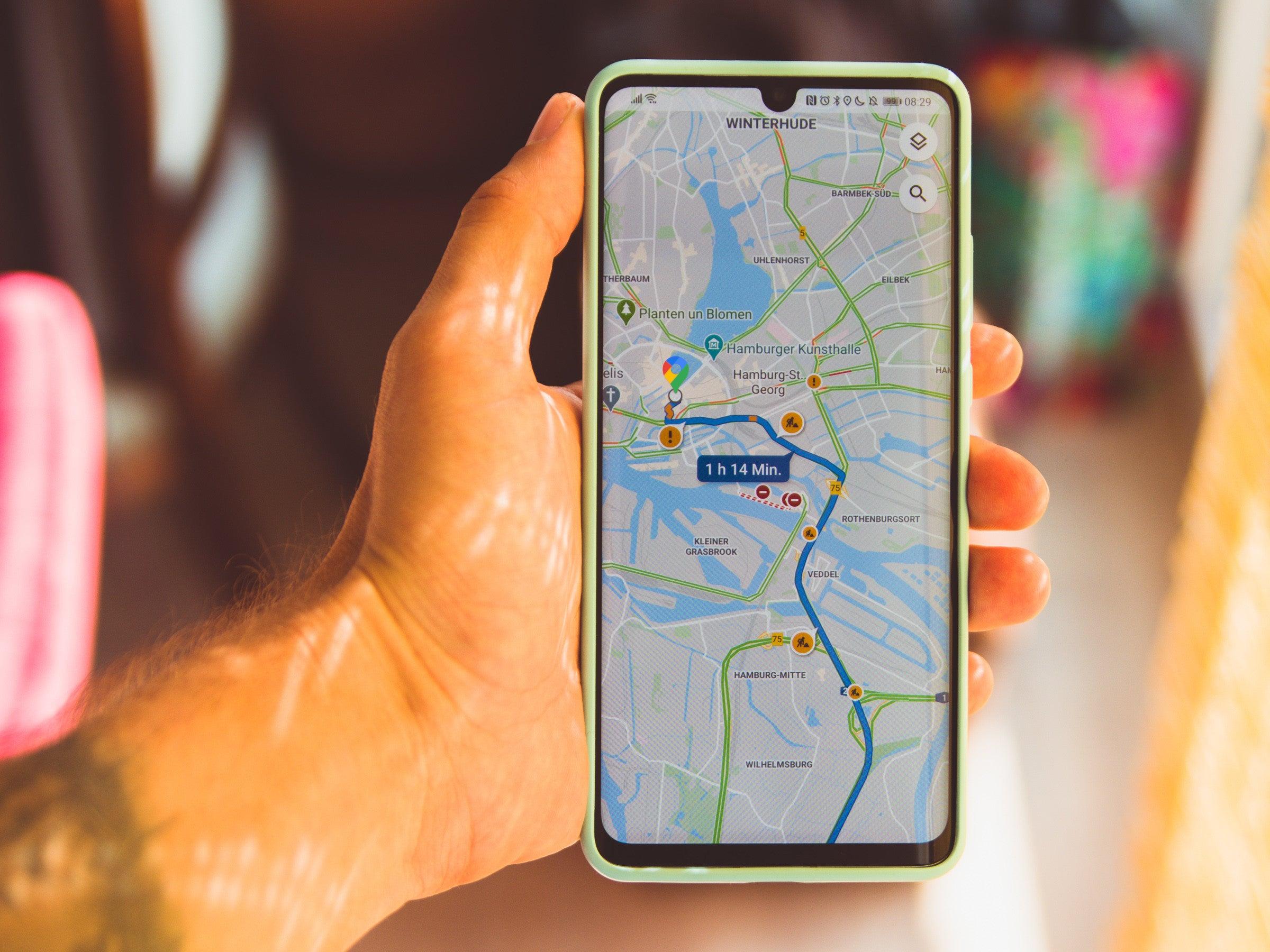 Google Maps: Diese neue Funktion wird die Navigation verändern