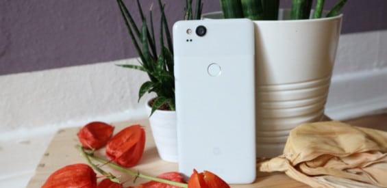 Google Pixel 2 Benchmark-Test