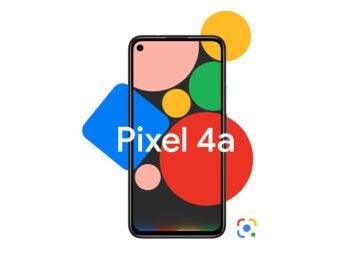 Google Pixel 4a vorgestellt