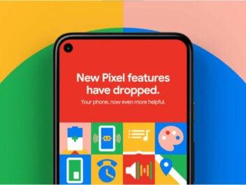 Symbolbild für Smartphone-Updates auf Pixel-Smartphones von Google
