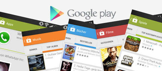 Google Play Store 4