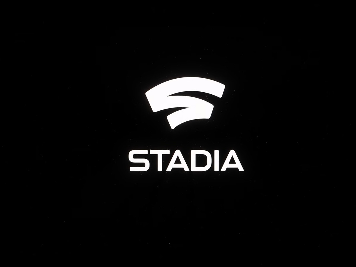 Das Logo vons Google Stadia