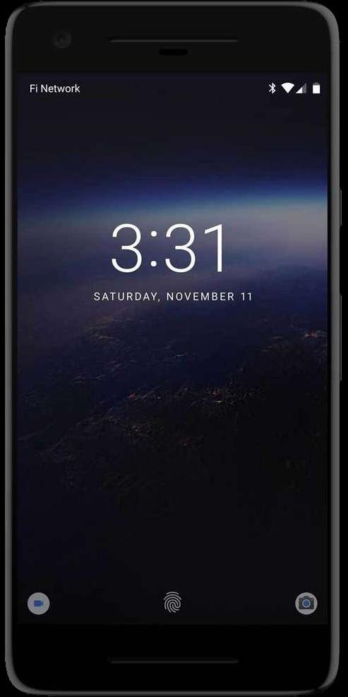 Google Pixel 2 Front
