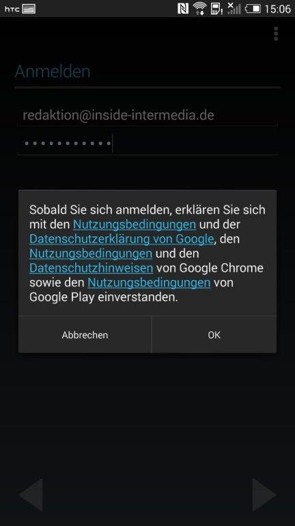 whatsapp update ohne google konto
