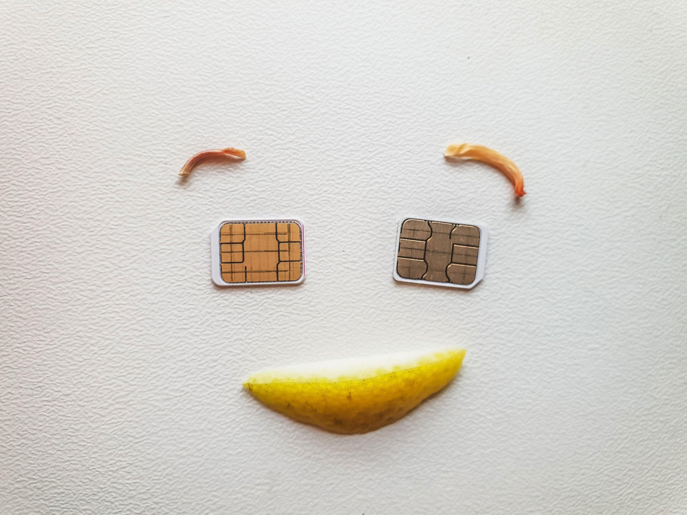 Prepaid-Karte aufladen