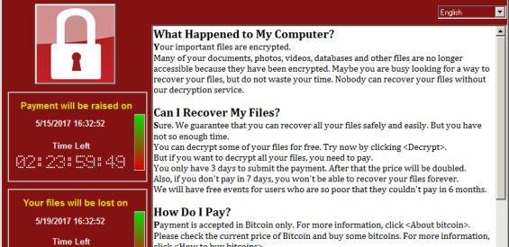 Hackerangriff auf viele Unternehmen