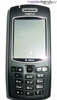 Hagenuk S200 - Front