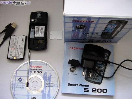Hagenuk S200 - Lieferumfang