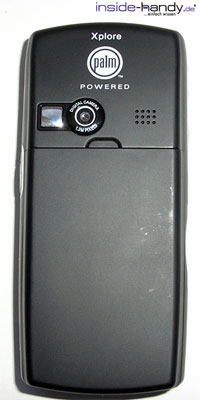 Hagenuk S200 - Rückseite mit Kamera