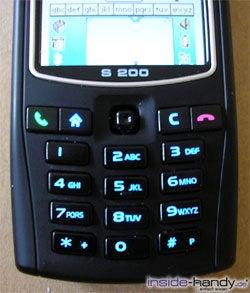 Hagenuk S200 - Tastatur