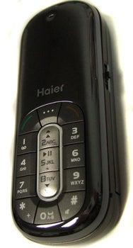 Haier Black Pearl Datenblatt - Foto des Haier Black Pearl