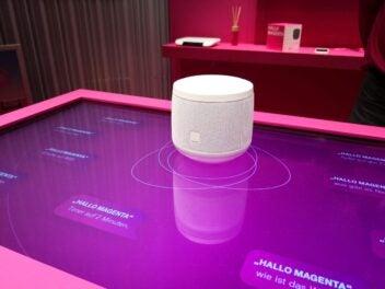 Hallo Magenta - Der Smart Speaker der Telekom
