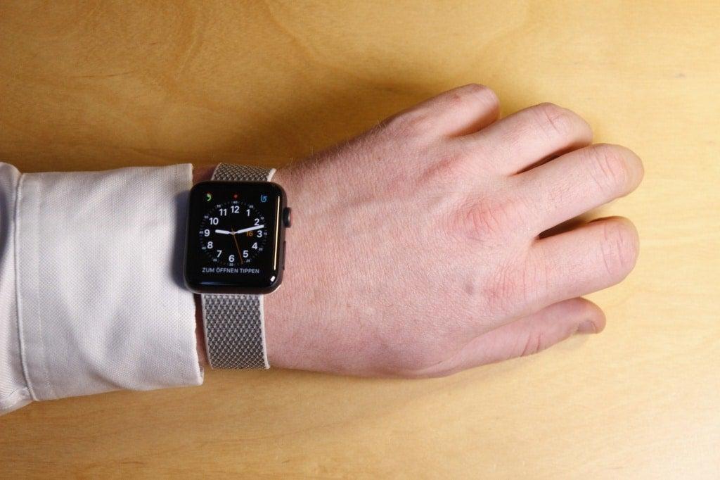Hands-On: Apple Watch Series 3