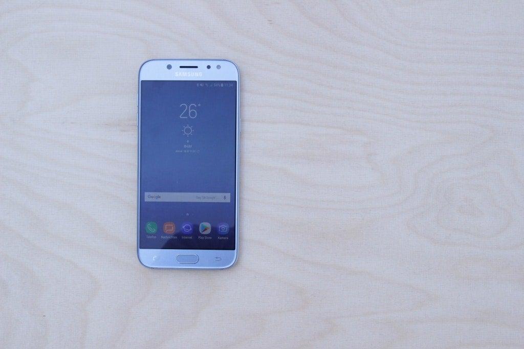 Samsung J5 Sd Karte Als Interner Speicher.Samsung Galaxy J5 2017 Das Aldi Talk Angebot Im Schnäppchen Check