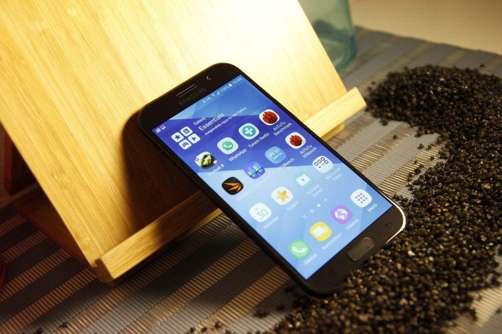 Samsung Galaxy A3 Und A5 2017 Kaufen Alle Anbieter Im