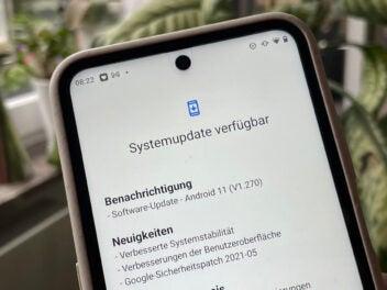 Handy Update auf Nokia X20