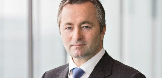 Hannes Ametsreiter - neuer Chef von Vodafone ab Oktober.