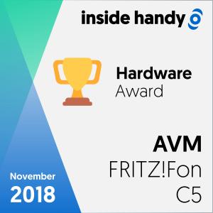 Hardware Award FritzFon C5