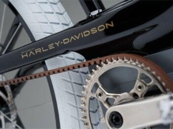 Harley-Davidson: So sieht das erste E-Bike der Kultmarke aus