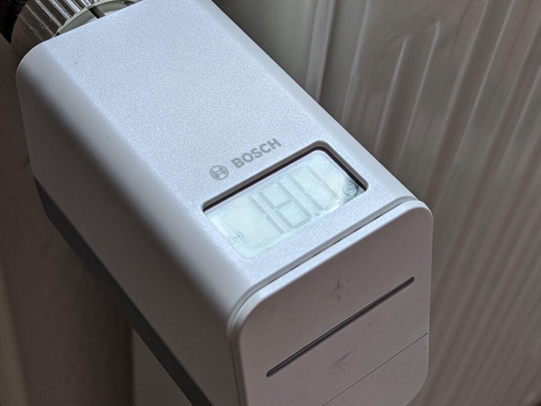 Heizkörperthermostat von Bosch Smart Home