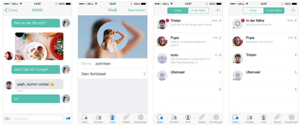 Hoccer: Instant Messenger