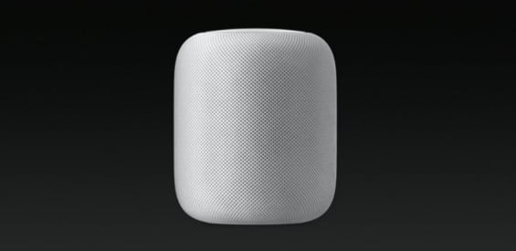 Homepod WWDC 2017 Apple