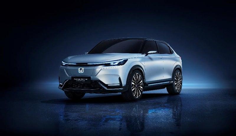Honda SUV e:prototype Front
