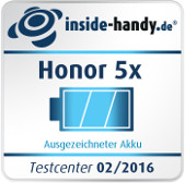 Honor 5x Siegel