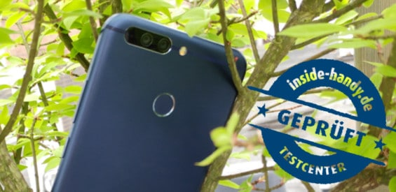 Honor 8 Pro im Benchmark-Test