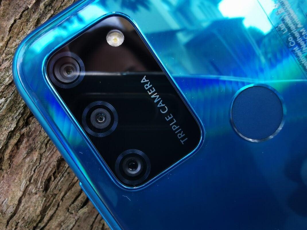 Honor 9A Triple-Kamera