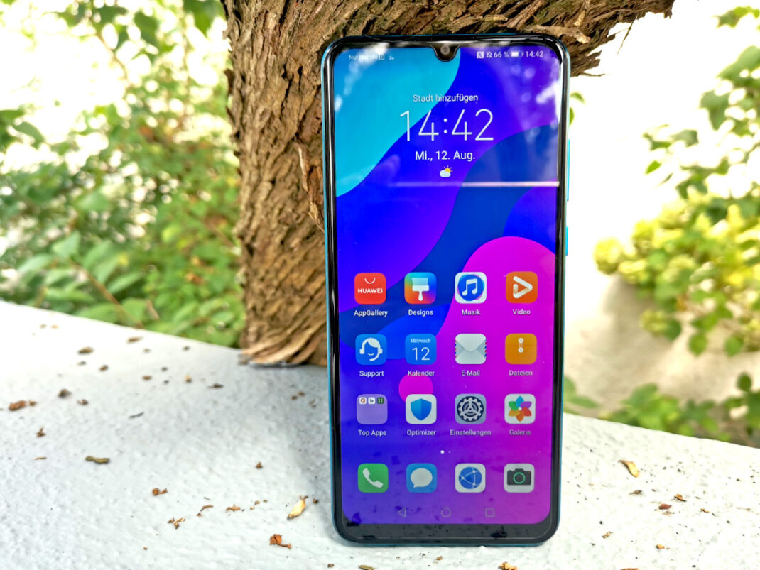 Honor 9A Front