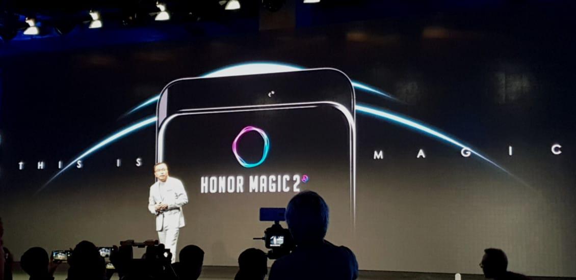 Honor Magic 2 Präsentation