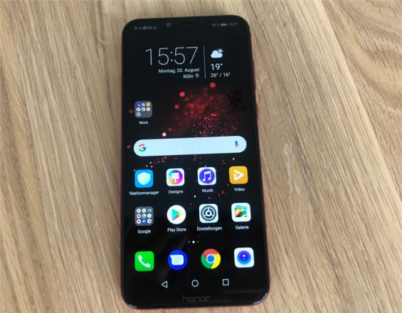 Honor Play im Hands-On