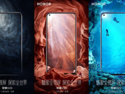Honor View 20 Plakate