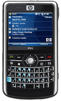 HP iPAQ 914 Business Navigator