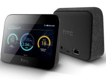 Der HTC 5G Hub