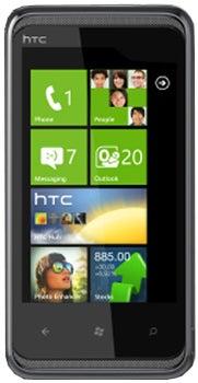 HTC 7 Pro Datenblatt - Foto des HTC 7 Pro