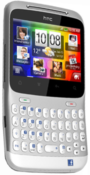 HTC ChaCha Datenblatt - Foto des HTC ChaCha