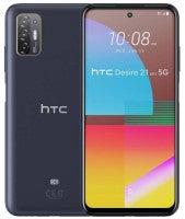 HTC Desire 21 Pro 5G Front und Rückseite
