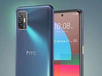 Neues Smartphones - HTC Desire 21 Pro 5G