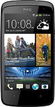 HTC Desire 500 Datenblatt - Foto des HTC Desire 500