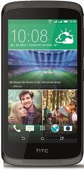 HTC Desire 526G Dual SIM Datenblatt - Foto des HTC Desire 526G Dual SIM