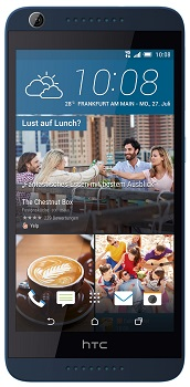 HTC Desire 626 Datenblatt - Foto des HTC Desire 626