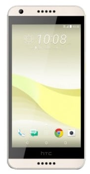 HTC Desire 650 Datenblatt - Foto des HTC Desire 650