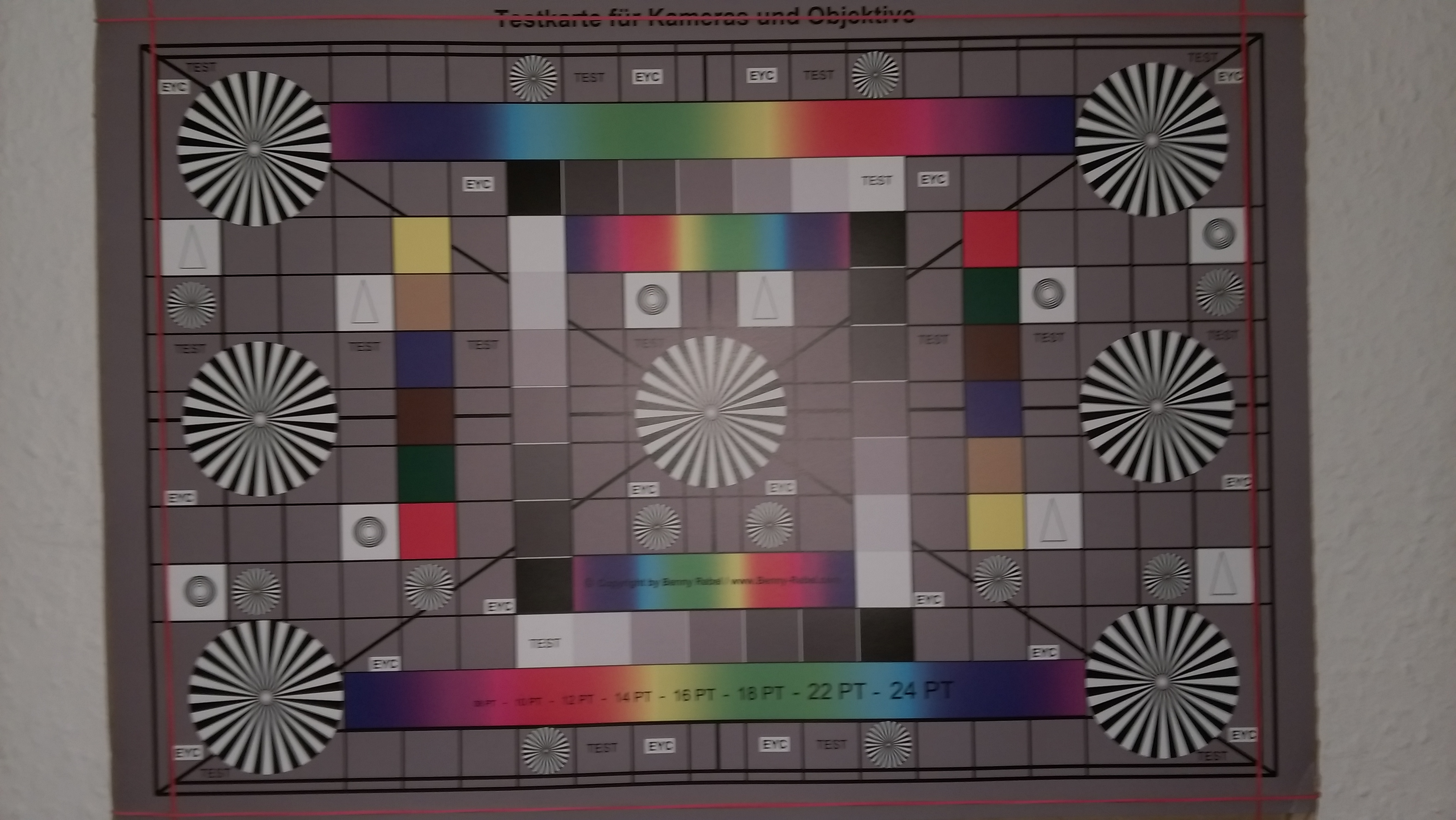 HTC Desire Eye Kamera Foto volle Auflösung