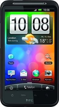 HTC Desire HD Datenblatt - Foto des HTC Desire HD